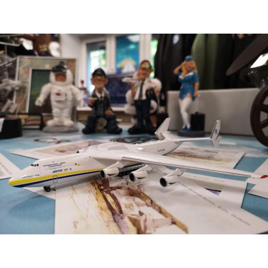 Модель самолета Herpa Антонов Ан-225 Antonov Airlines 1:400
