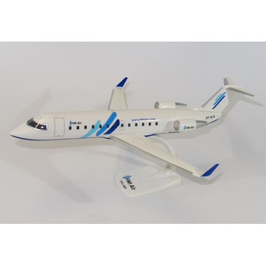 Модель самолета CANADAIR CRJ200 FMI AIR XY-ALA