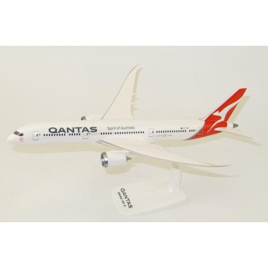 Модель самолета BOEING 787-9 QANTAS 1:200