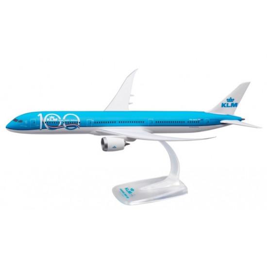 Модель самолета BOEING 787-10 KLM 100 YEARS ANNIVERSARY PH-BKA 1:200