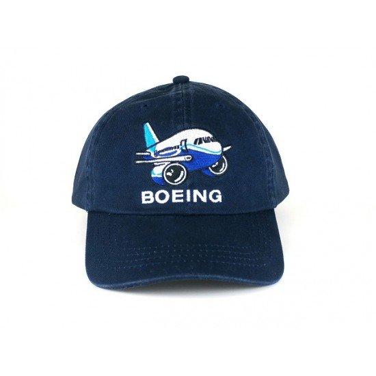 Кепка авиационная детская Boeing Pudgy Plane
