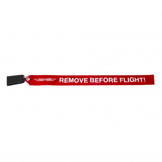 Заглушка с лентой на ПВД для Piper PA-28