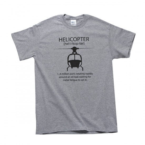 "Футболка ""Helicopter"""