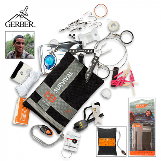 Набор Gerber Bear Grylls Ultimate Survival Multi-Tool Kit