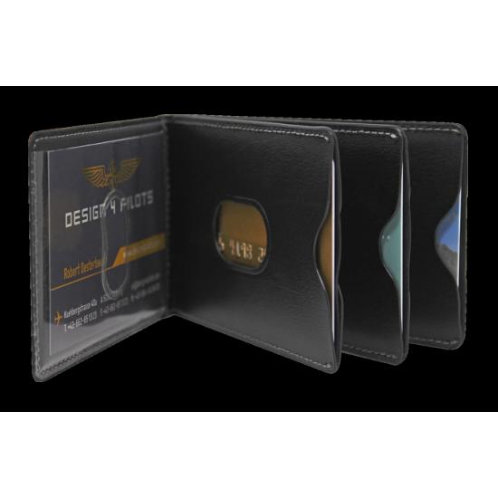 Зажим для денежных банкнот авиационный DESIGN 4 PILOTS PILOT CARD HOLDER