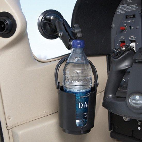 Держатель в кабину авиационный для напитков с присоской