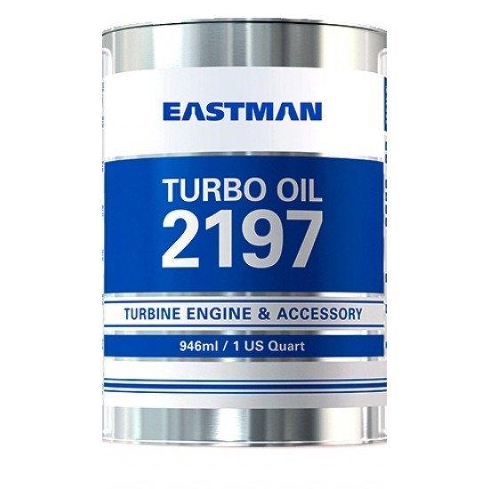 Масло для газотурбинных двигателей EASTMAN TURBINE OIL 2197