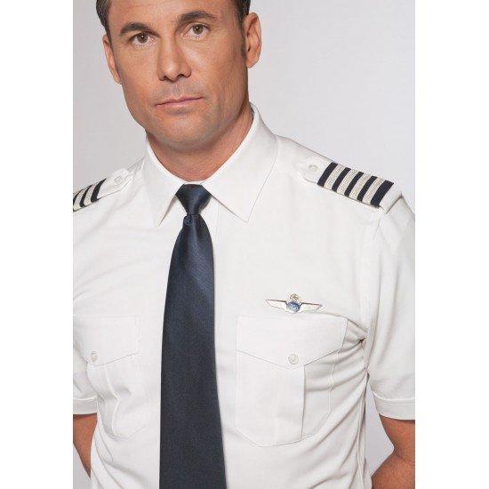 Галстук форменный авиационный A Cut Above Uniforms Traditional