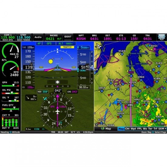 GPS-навигатор авиационный Garmin G3X Touch
