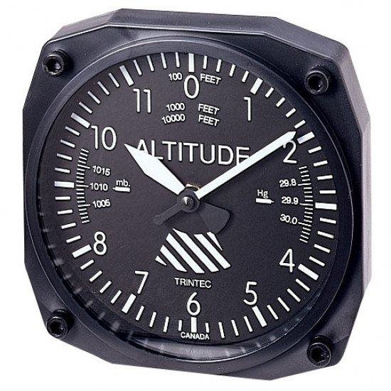 Часы настольные авиационные Altimeter Wall Clock