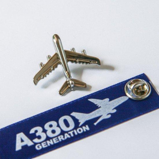 Значок авиационный A380 GENERATION