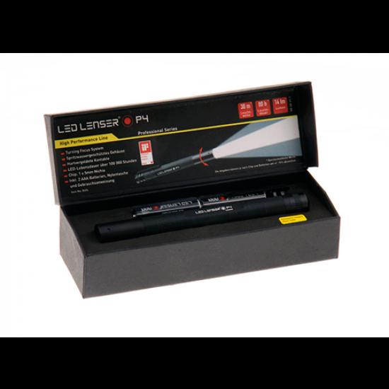 Фонарь авиационный LED Lenser P4