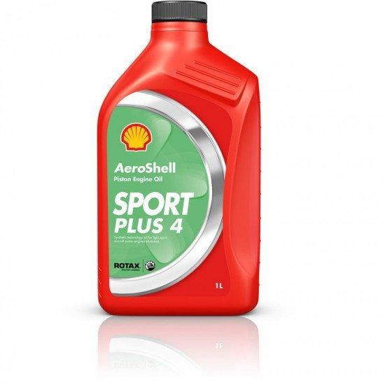 Масло моторное AEROSHELL OIL SPORT PLUS 4 (1L)