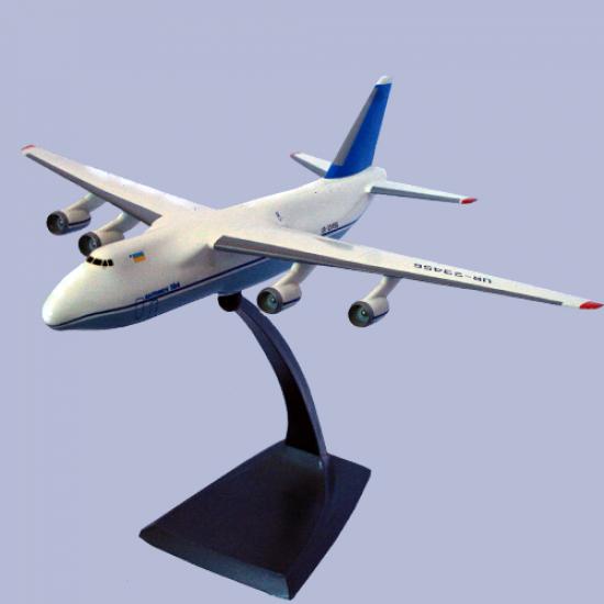 """Модель Ан-124 """"Руслан"""""""