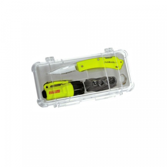 Набор авиационный фонарь - нож Pelican L1 1940C LED