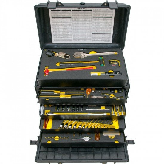 Набор инструментов для авиационной общей механики