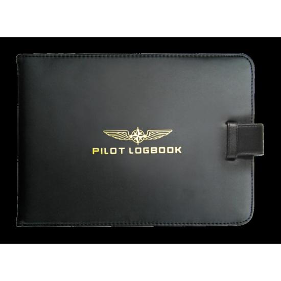 Обложка для летной книжки DESIGN 4 PILOTS PILOT LOGBOOK JAR/FCL