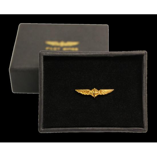 Значок авиационный PILOT WINGS SMALL