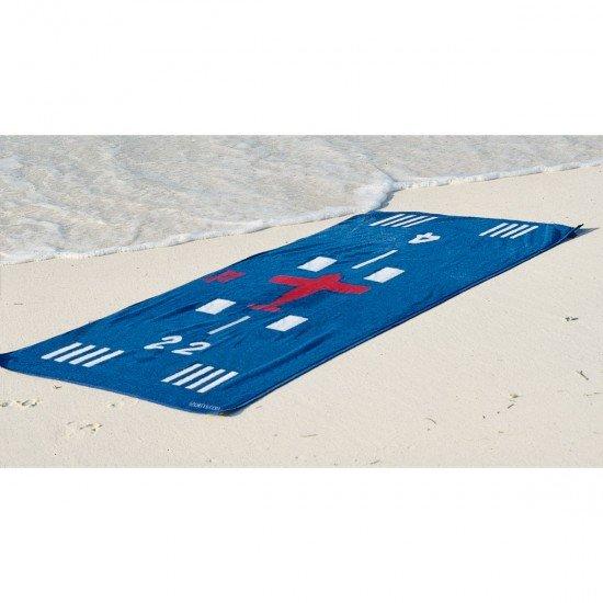 Полотенце авиационное Runway Beach Towel