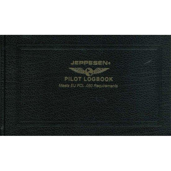 Книжка лётная JEPPESEN EUROPEAN PILOT LOGBOOK