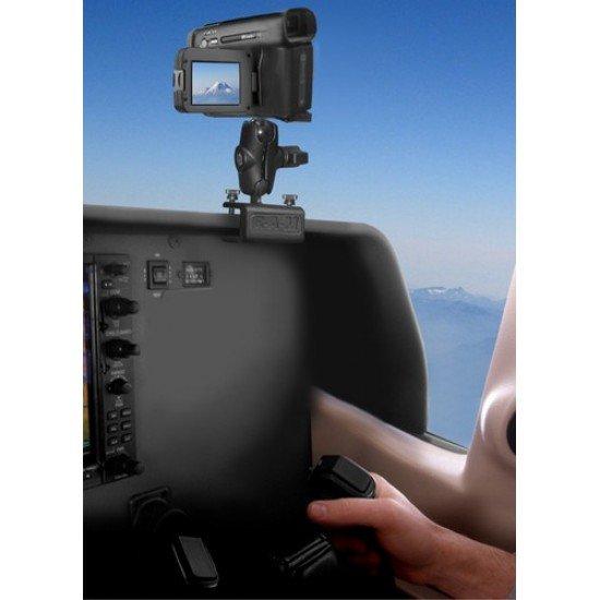 Крепление в кабину авиационное RAM Mounts RAM-B-259U на козырек