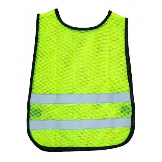 "Светоотражающая жилетка ""mini"" (зеленая) / Fluorescent green vest"