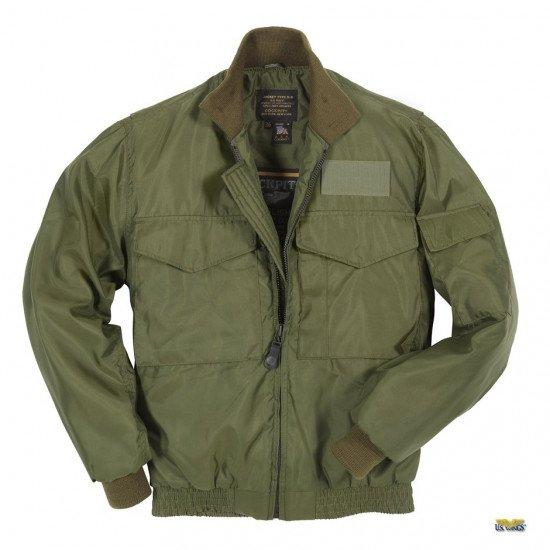 Куртка авиационная US WINGS USN/USMC WEP Jacket