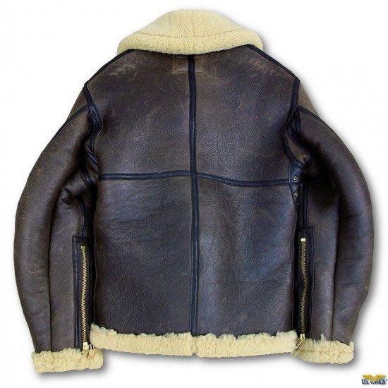 Куртка авиационная Cockpit® USA RAF Sheepskin мужская