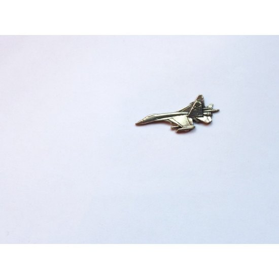 Значок авиационный Су-27 (б)